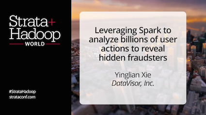 How to Use Spark to Analyze Billions of Actions and Reveal Hidden Patterns